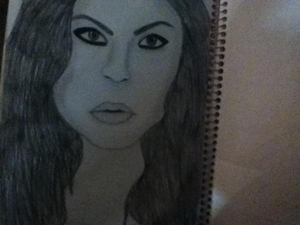 Shakira by Kaykay0766